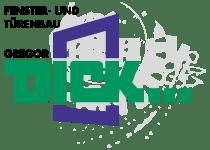 Fenster- und Türenbau Gregor Dick Logo